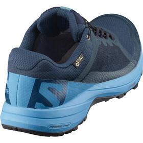 Salomon M's XA Elevate GTX Shoes poseidon/hawaiian surf/black